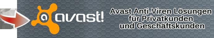 Avast Anti-Viren Lösungen